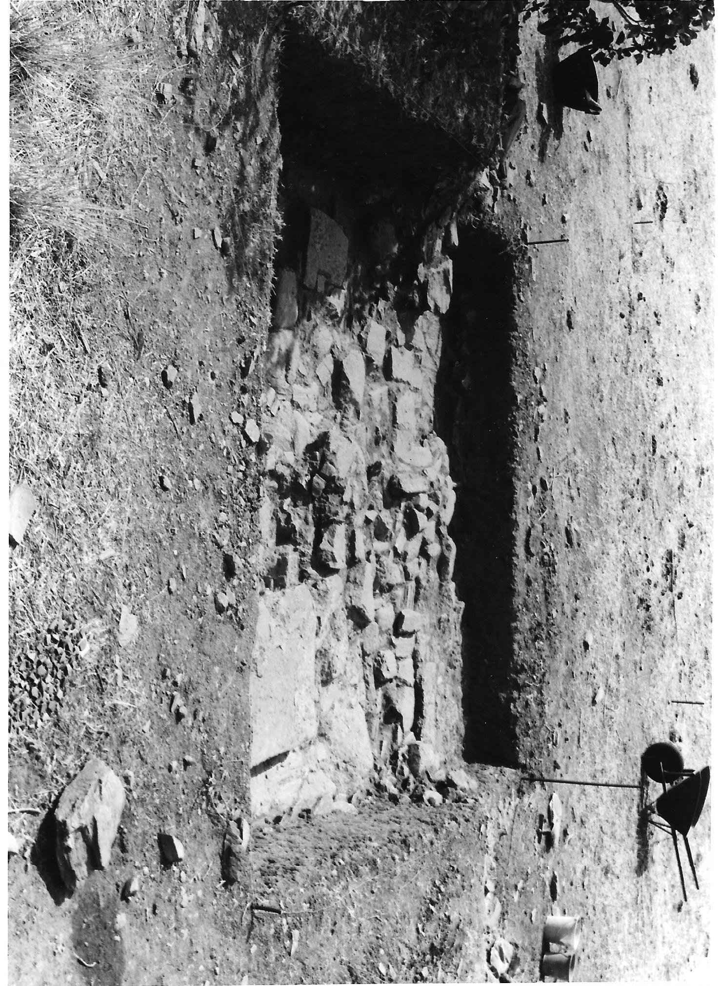 Ανασκαφή, άνω άνδηρο, 1993 001