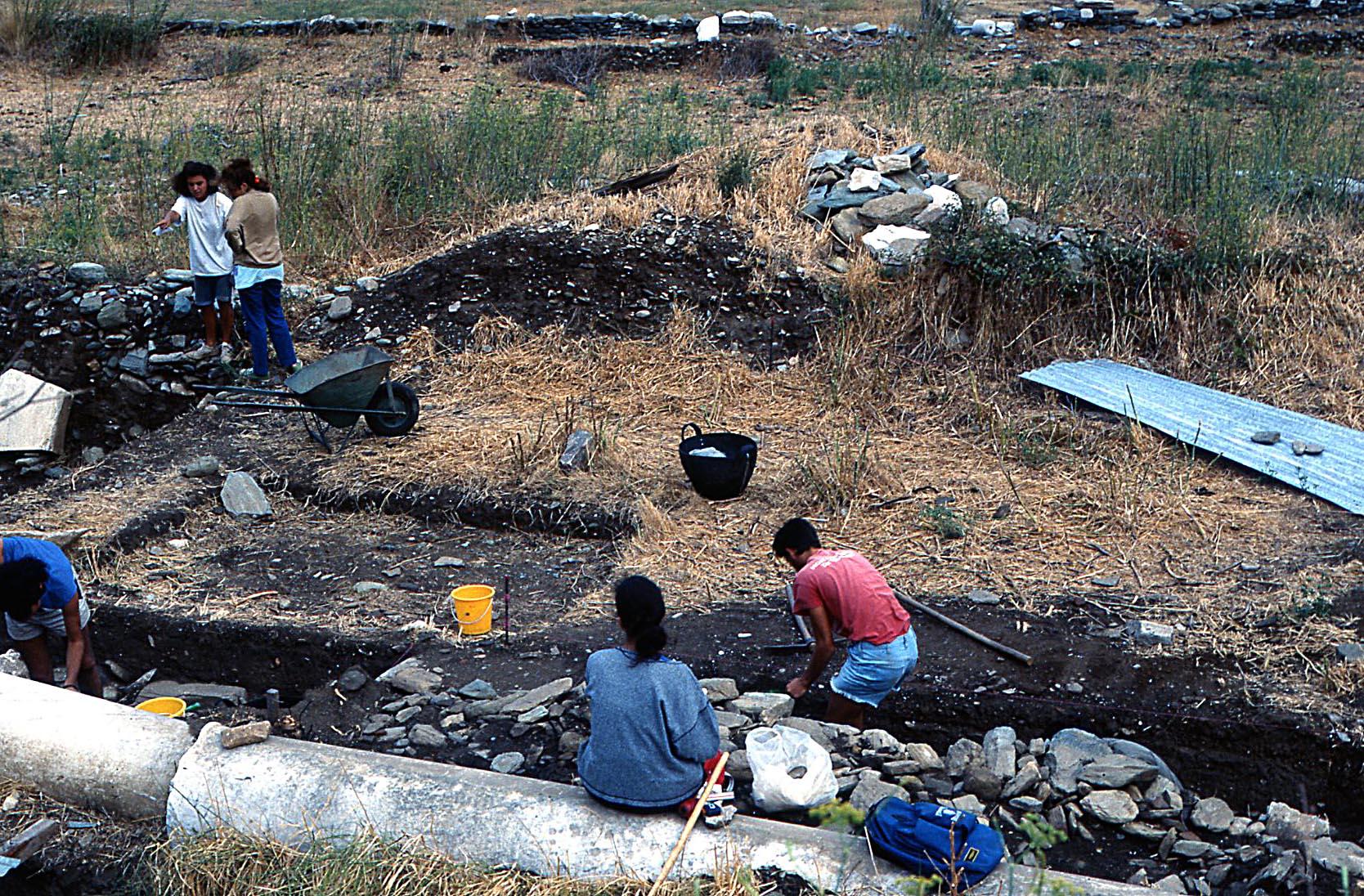 Ανασκαφή 1991