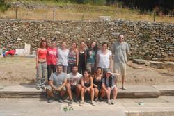 Ανασκαφική ομάδα 2017