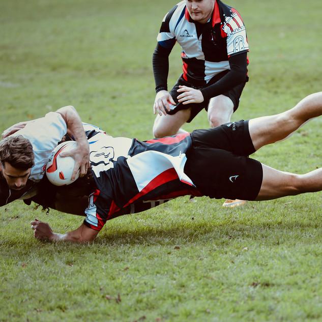 Live sport photography