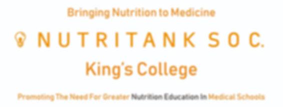 KCL Nutritank Society