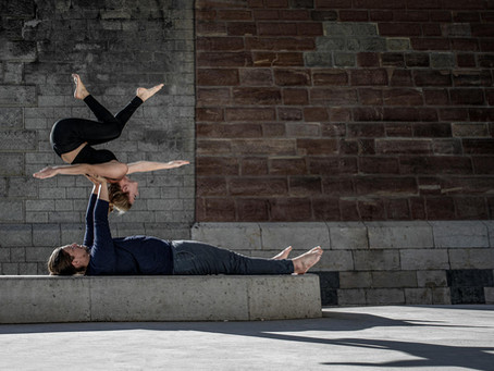 Workshop: Essential Elements of Acroyoga