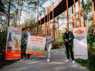 Cristal & Mediahuis Brand Studio verkiezen hét Limburgse Icoon van 2020