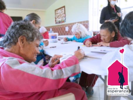 El cuidado de personas mayores con o sin discapacidad en esta cuarentena