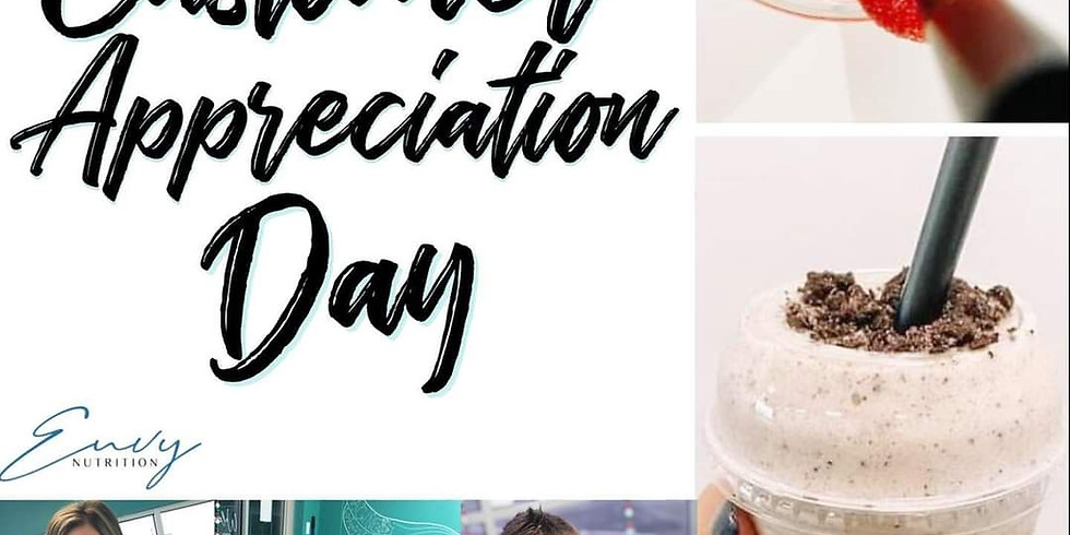 Customer Appreciation Day!