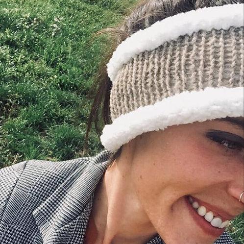 Bandeau - Doublé pure laine