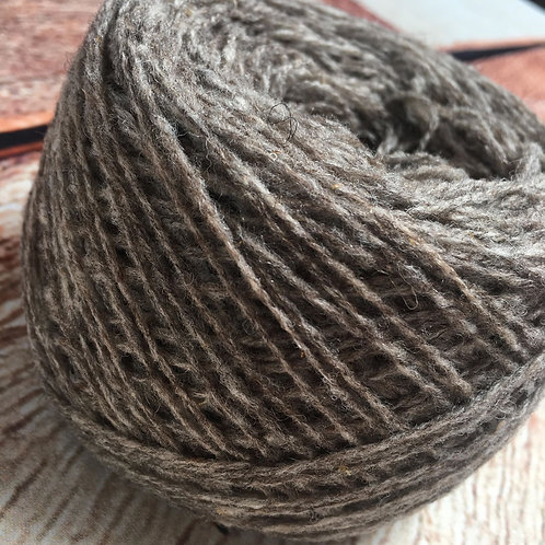 Pelote pure laine - 50 grammes / 2 brins