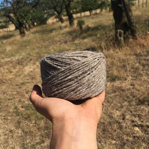 Pelote pure laine -  50 grammes / 4 brins