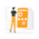 Mobile browsers-rafiki.png
