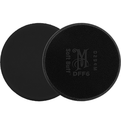 Soft Buff Foam Finishing Disc 6""