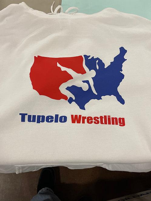 Tupelo Wrestling Hoodie