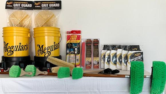 Exterior Tool & Equipment Kit