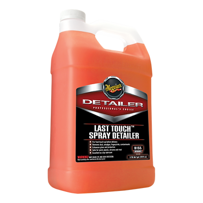 Last Touch Detailing Spray (1-Gallon)