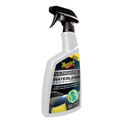 Ultimate Waterless Wash & Wax
