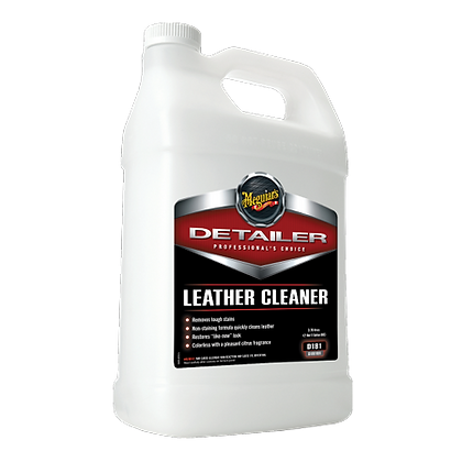 Leather Cleaner (1-Gallon)