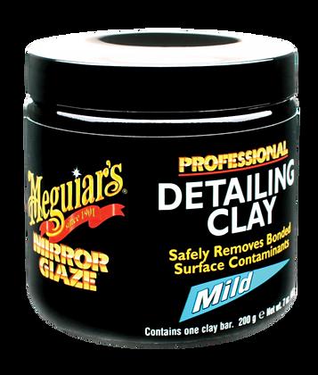 MIRROR GLAZE Professional Detailing Clay (Mild)