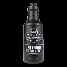 Secondary Bottle - Quick Interior Detailer