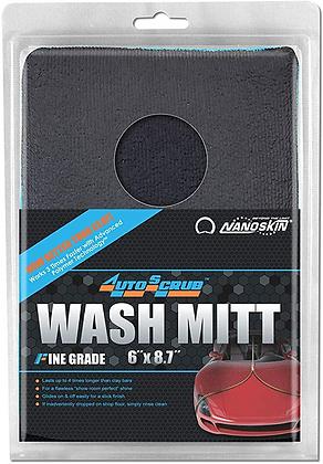 Fine Grade Clay Wash Mitt