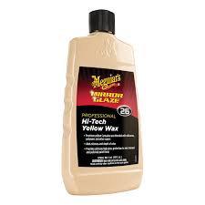 HI-TECH Yellow Wax/Liquid