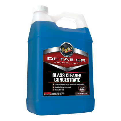 Glass Cleaner Concentrate (1-Gallon)