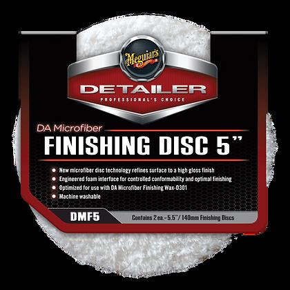"DA Microfiber Finishing Disc 5"" (2-PACK)"