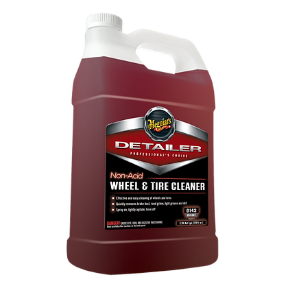 Non Acid Wheel & Tire Cleaner (1-Gallon)