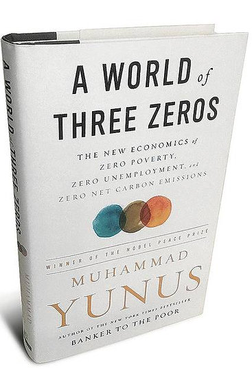 A World of Three Zeroes (Hardcover)