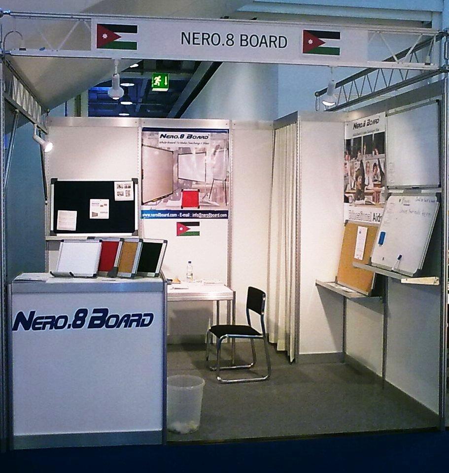 Nero.8 Board - JESS Exhibition 2011