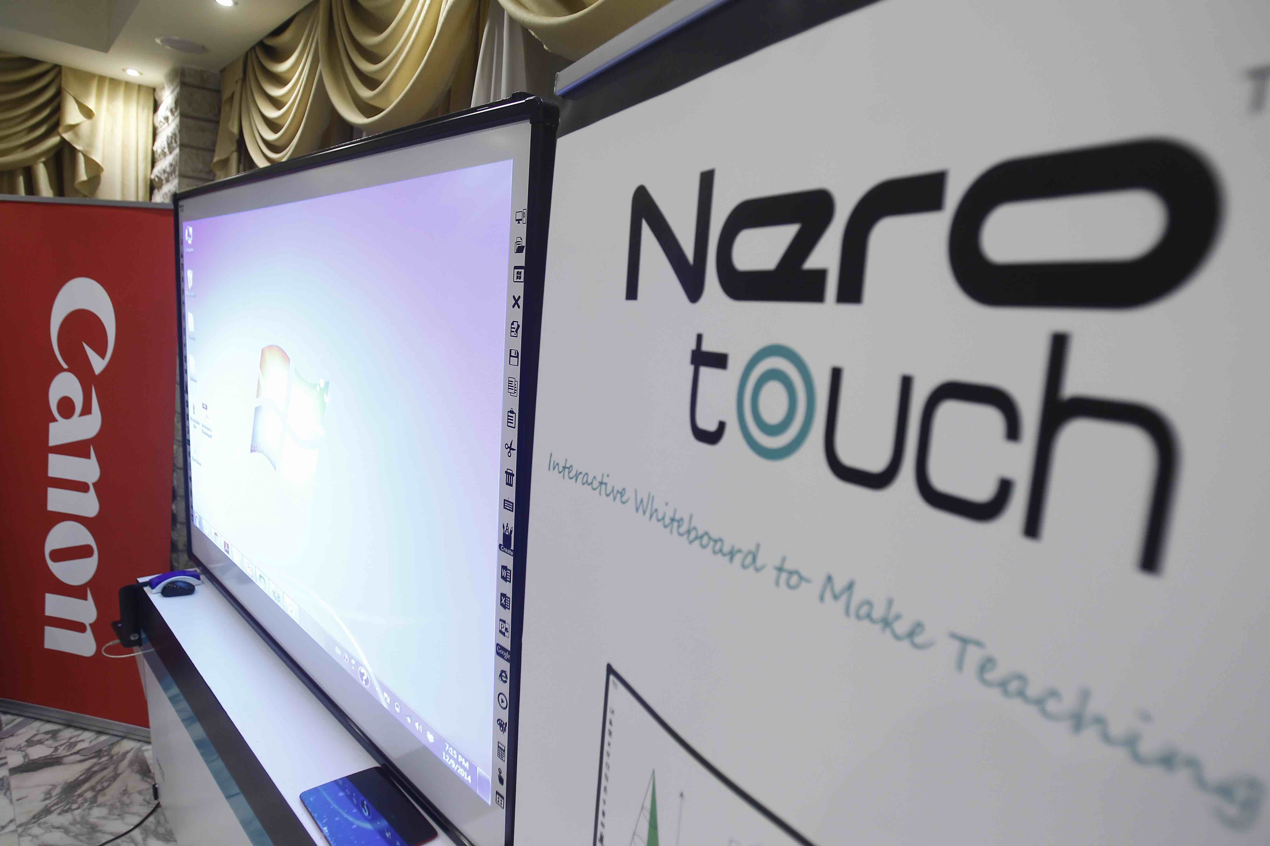 Nero Touch Launching Gala Dinner