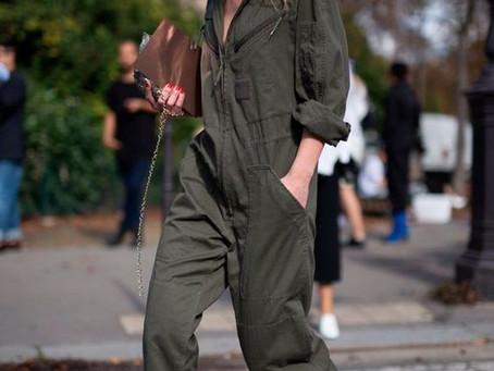 Moda: Estilo Militar!