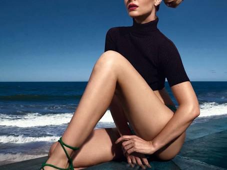 Trend Alert Verão 2020: sandálias de tiras finas