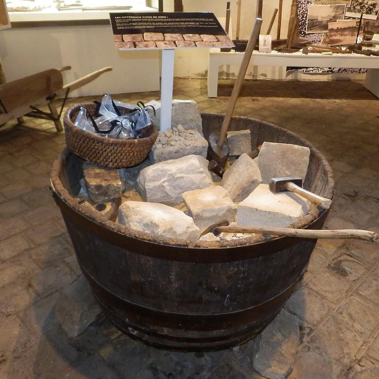 Musée des Meules et Pavés