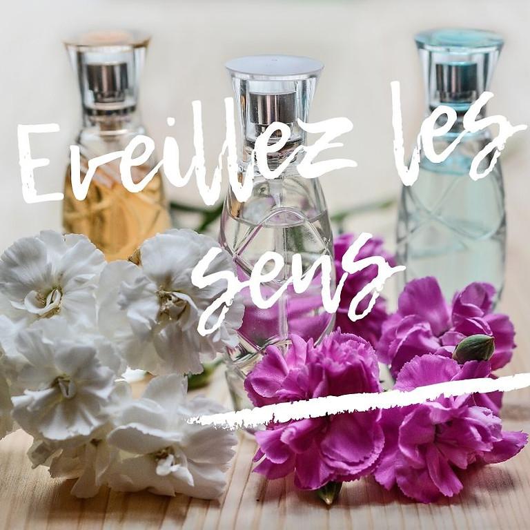 Parfums et sophrologie aux Pressoirs
