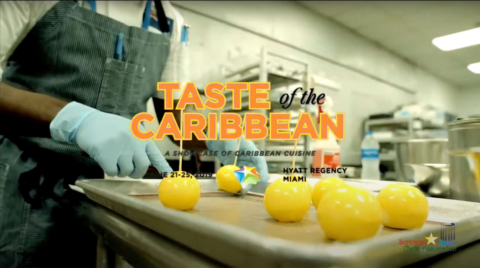 Taste if the Caribbean Miami