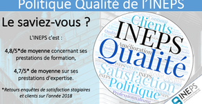Politique Qualité de L'INEPS