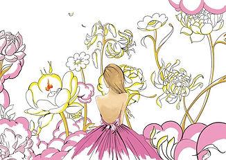 Rêves parfumés des parfums envoutants