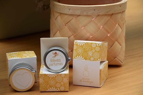 Produits Rêves parfumés