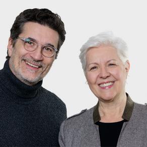 Martine & Xavier Goulard : Comment vivre dans le monde en menant une vie contemplative et active ?