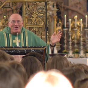 Père Nicolas Buttet : Dimanche de Pâques - La joie du Vivant