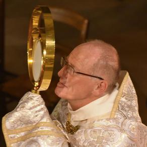 Père Nicolas Buttet : Jeudi Saint - Le don de l'Eucharistie