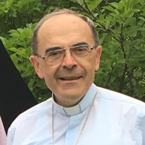 Cardinal Philippe Barbarin : Si j'ai un mot à vous dire à propos de Dieu, c'est miséricorde