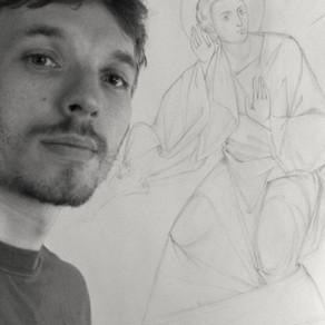 Maciej Leszczynski : Peindre une icône, c'est écouter ce que Dieu veut nous dire
