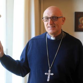 Mgr Dominique Rey : Quand le Christ est au plus bas, il est pour nous au plus haut...