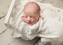 newborn boy photoshoot