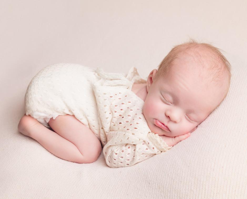 newborn twin