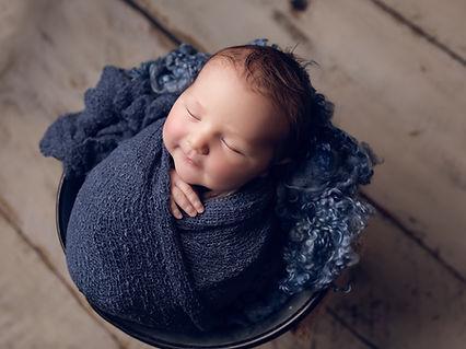 newborn boy baby photo