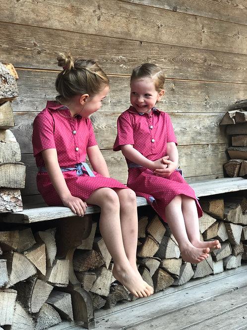 Kinderkleid Vevi