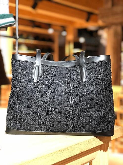 Tasche schwarze Spitze