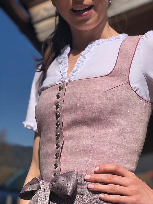 Spenzer Rottach Rose Leinen