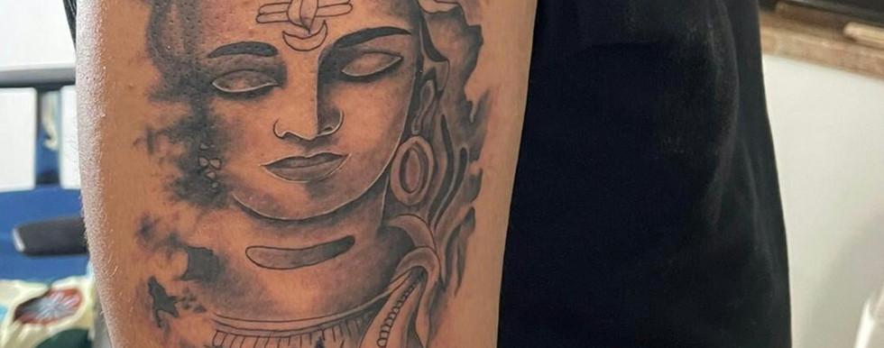 Mahadev Tattoo